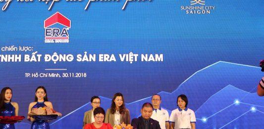 Lễ ký kết hợp tác phân phối dự án Sunshine City Sài Gòn