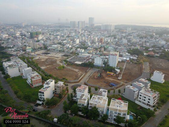 Flycam Sunshine City Sài Gòn - Đại Địa Ốc