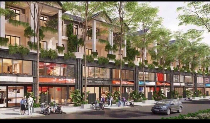 GS Nhà Bè - G City
